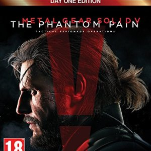 Xbox One: Metal Gear Solid V: The Phantom Pain - Day One Edition