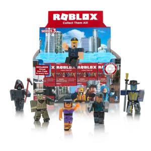PS4: ROBLOX Series 3 Collectibles Figure