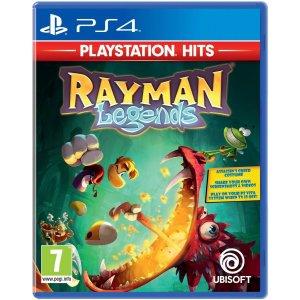 PS4: Rayman Legends (Playstation Hits)