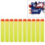 10 kpl NERF vara-ammuksia – Keltainen