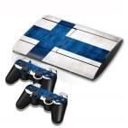 PS3: PS3 Suomi Tarrat