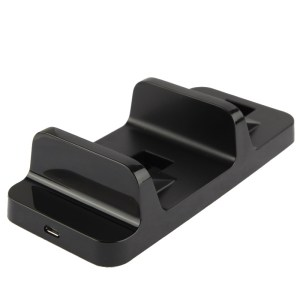 PS4: DOBE USB Dual Charger Dock Station for PS4 Wireless Controller