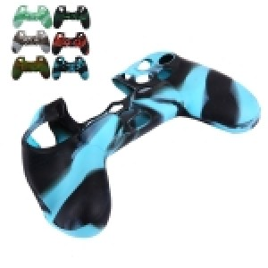 PS4: Camo Silikonisuojus PS4-ohjaimelle