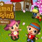 NDS: Animal Crossing: Wild World (käytetty)