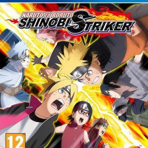 PS4: Naruto to Boruto: Shinobi Striker