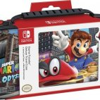 Switch: Game Traveler Deluxe Travel Case Super Mario Odyssey