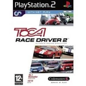 PS2: Toca Race Driver 2  (käytetty)