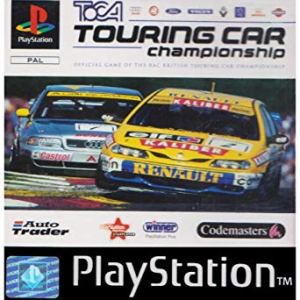PS1: Toca Touring Car Championshi (käytetty)