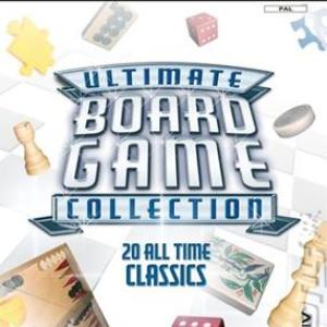 PS2: Ultimate Board Game Collection (käytetty)