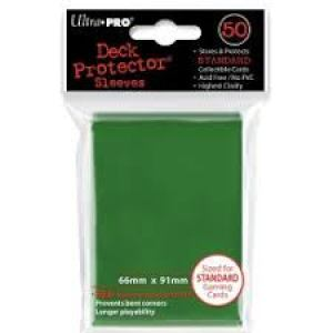 Ultra Pro Deck Protector Green (50)