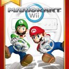 Wii: Nintendo Selects : Mario Kart - Game only