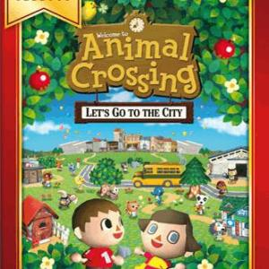 Wii: Animal Crossing: Lets Go to the City - Selects