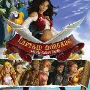 Wii: Captain Morgane and the Golden Turtle
