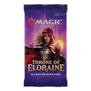 MTG - Throne of Eldraine Booster pack
