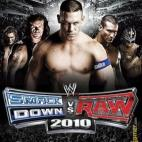 Xbox 360: WWE Smackdown vs Raw 2010 (käytetty)