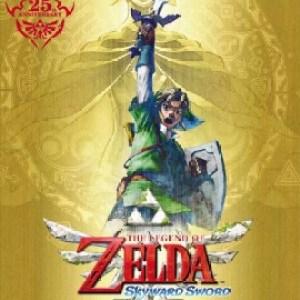 Wii: The Legend of Zelda: Skyward Sword - Limited Edition (käytetty)