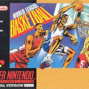 Retro: World League Basketball SNES (BOXED) (PAL SCN) (Käytetty) (käytetty)