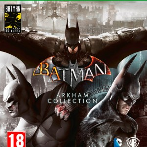 Xbox One: Batman Arkham Collection