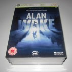 Xbox 360: Alan Wake: Limited Collectors Edition (käytetty)