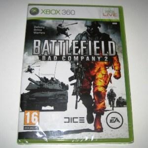 Xbox 360: Battlefield: Bad Company 2 (käytetty)