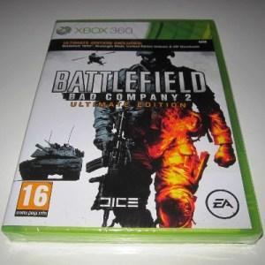 Xbox 360: Battlefield: Bad Company 2 - Ultimate Edition (käytetty)