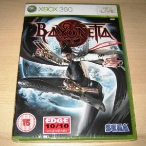Xbox 360: Bayonetta (käytetty)
