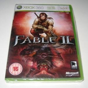 Xbox 360: Fable II (käytetty)