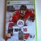 Xbox 360: NHL 10 (käytetty)