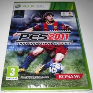 Xbox 360: Pro Evolution Soccer 2011 (käytetty)