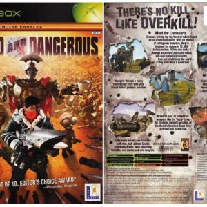 Xbox: Armed And Dangerous (käytetty)