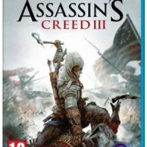Wii U: Assassin's Creed III (käytetty)