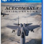 PS4: Ace Combat 7 Skies Unknown (käytetty)