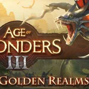 PC: Age of Wonders III - Golden Realms Expansion (DLC) (latauskoodi)