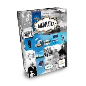 Aikamatka - Suomi
