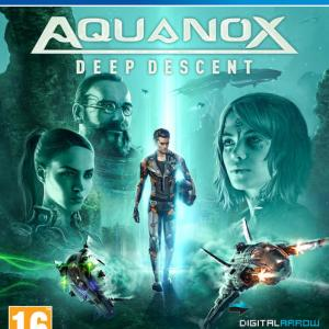 PS4: Aquanox Deep Descent