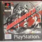 PS1: PS1 Armorines (käytetty)