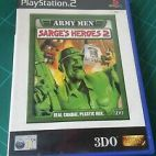 PS2: Army Men -Sarge´s Heroes 2 (käytetty)