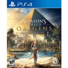 PS4: Assassins Creed: Origins (käytetty)