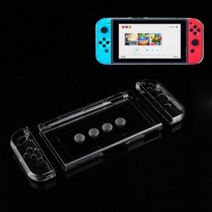 Switch: Nintendo Switch suojapakkaus (Kristalli)