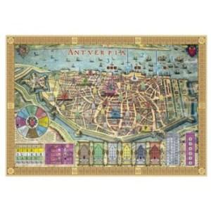 Antverpia: Erweiterung zu Hamburgum - EN/D