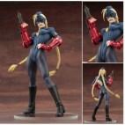Bishoujo Collection Street Fighter DECAPRE Ani Statue 23cm
