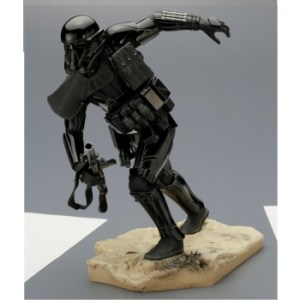 Rogue One A Star Wars Story - Death Trooper Specialist 1/7 Scale ARTFX Statue 24cm