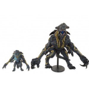 Pacific Rim Kaiju KNIFEHEAD Epic Scale Deluxe Action Figure w/LED-Light