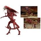 Alien Genocide Red Alien Queen Deluxe Action Figure 33cm /over 75cm long