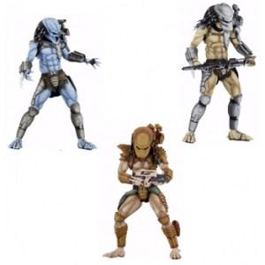Alien vs Predator - Predator Arcade 7-inch Scale 20cm Action Figure Assortment (14)