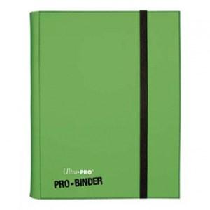 UP - Pro-Binder - 9-Pocket Portfolio - Light Green