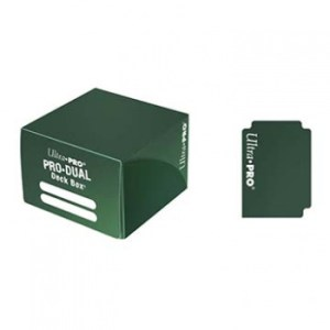 UP - Deck Box - Pro Dual - Green