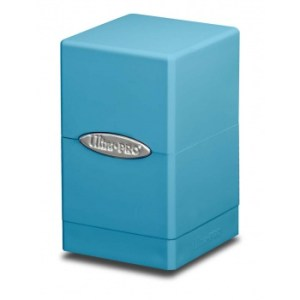 UP - Deck Box - Satin Tower - Light Blue