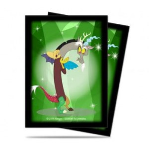 UP - Standard Sleeves - My Little Pony - Discord (65 Sleeves)