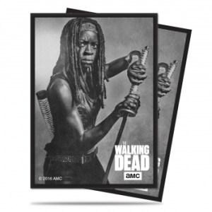 UP - Sleeves Standard - The Walking Dead: Michonne (50 Sleeves)